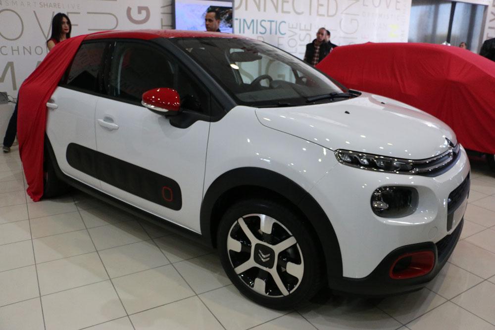 nouvelle citro n c3 arrive en tunisie uadh universal auto distributors holding. Black Bedroom Furniture Sets. Home Design Ideas